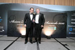 Picture of award winner at the Eurekahedge Asian Hedge Fund Awards 2010