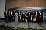 Picture of all award winners at the Eurekahedge Asian Hedge Fund Awards 2010