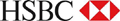 Logo of HSBC Bank, sponsor at the Eurekahedge Asian Hedge Fund Awards 2012