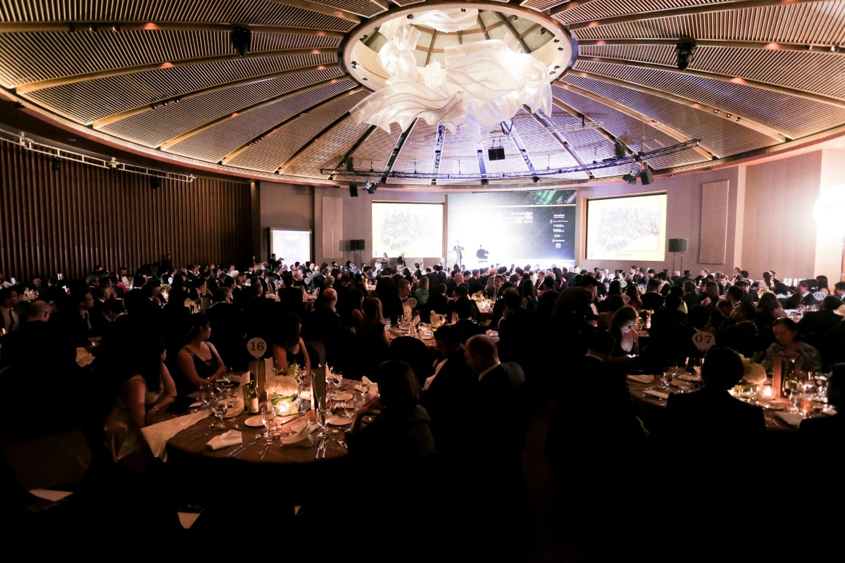 Picture of Ballroom, Capella at the Eurekahedge Asian Hedge Fund Awards 2015