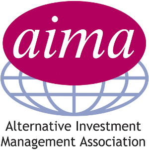 Logo of AIMA, sponsor at the Eurekahedge Asian hedge fund awards 2015