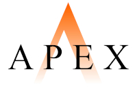 Logo of Apex Fund Services, sponsor at the Eurekahedge Asian Hedge Fund Awards 2019