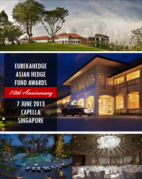 Eurekahedge Asian Hedge Fund Awards 2013 Ad