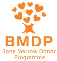 Logo of the Blood Marrow Donor Programme, charity partner at the Eurekahedge Asian Hedge Fund Awards 2016