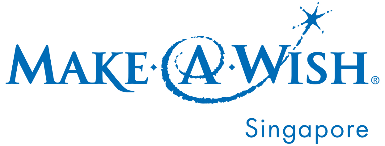 Logo of Make-A-Wish Singapore, charity partner at the Eurekahedge Asian Hedge Fund Awards 2017