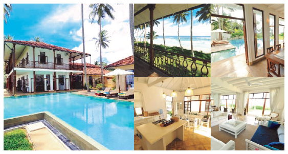 Skye House Villa in Galle, Sri Lanka