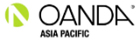 Logo of Oanda, sponsor at the Eurekahedge Asian Hedge Fund Awards 2011
