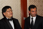 Picture of Mr Satoshi Iwagana, Chairman of Eurekahedge and guest at the Eurekahedge Asian Hedge Fund Awards 2011