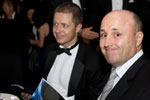 Picture of a couple of guests at the Eurekahedge Asian hedge fund award 2011