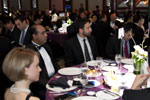 Picture of some guests seated at the Eurekahedge Asian Hedge Fund Awards 2011