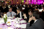 Picture of some of the guests at the Eurekahedge Asian Hedge Fund Awards 2011