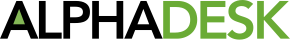 Logo of Alpha Desk, sponsor at the Eurekahedge Asian hedge fund awards 2015