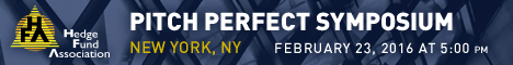 Hedge Fund Event - Pitch Perfect Communicating Your Edge to Investors February 2016