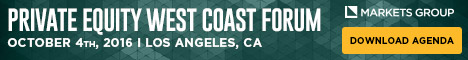 Hedge Fund Event - Private Equity West Coast Forum October 2016