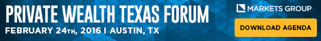 Hedge Fund Event – Private Wealth Texas Forum February 2016