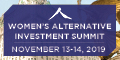 Hedge Fund Event - Women's Alternative Investment Summit