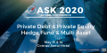 Hedge Fund Event - ASK 2020 Global Conference