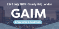 Hedge Fund Event - GAIM 2019