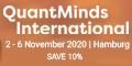 Hedge Fund Event - QuantMinds International 2020
