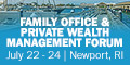 Hedge Fund Event - Family Office & Private Wealth Management Forum July 2019