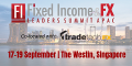 Hedge Fund Event - Fixed Income & FX Leader Summit APAC 2019