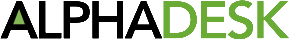 Logo of Alphadesk, sponsor at the Eurekahedge Asian Hedge Fund Awards 2016