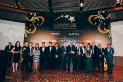 All winners at the Eurekahedge Asian Hedge Fund Awards 2016
