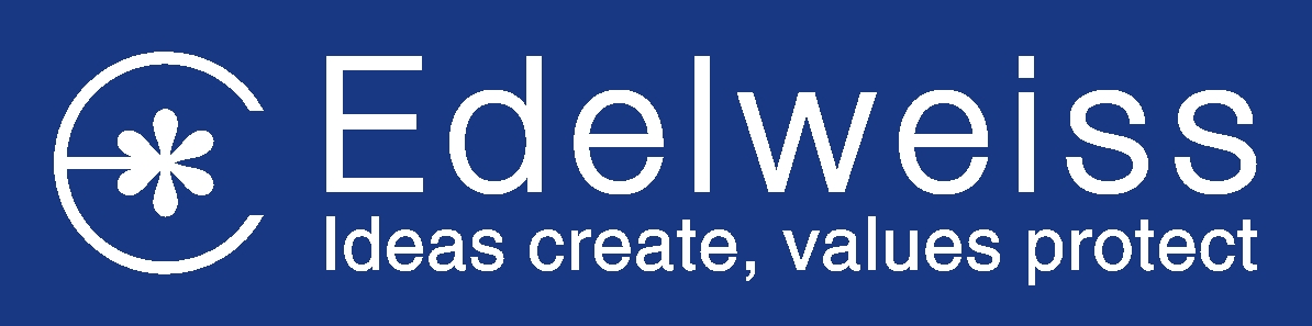 Logo of Edelweiss Investment Advisors, sponsor at the Eurekahedge Asian Hedge Fund Awards 2017