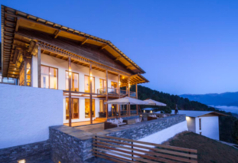 Resort in Bhutan auctioned at the Eurekahedge Asian hedge fund awards 2015